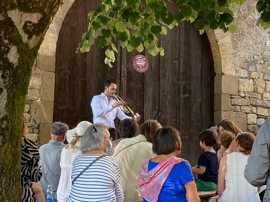 Festival Cordes-sur-Ciel Ensemble Linea
