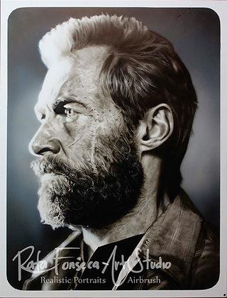Logan Portrait (Original Artwork)