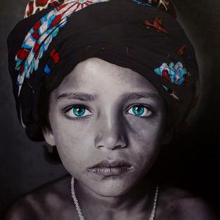 Boy in the turban