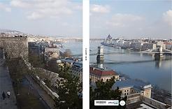 כריכת אלבום חורף בבודפשט