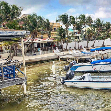 Where To Eat in San Pedro, Belize