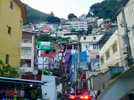 I Stayed in a Favela..
