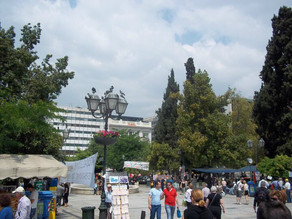 Athens, Greece - My Second Home & Where It All Started