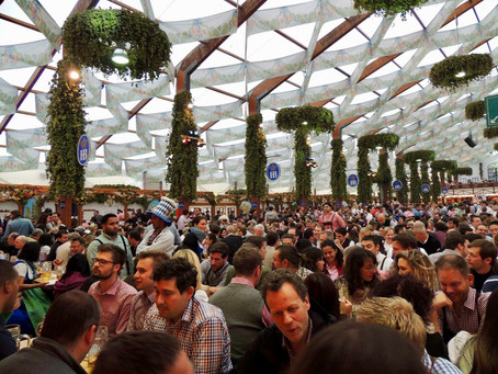 What To Expect at Oktoberfest in Munich