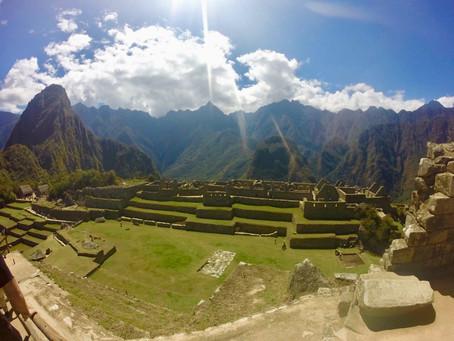 My Adventure to Machu Picchu