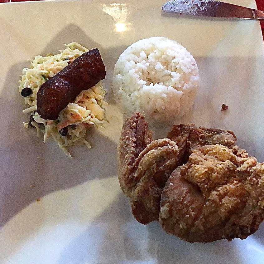The Famous Elvis Fried Chicken