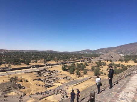 Exploring the Ancient City of Teotihuacan