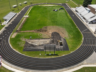 Greencastle Schools Turf and Track Project