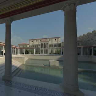 Herod's Jerusalem Palace Pools