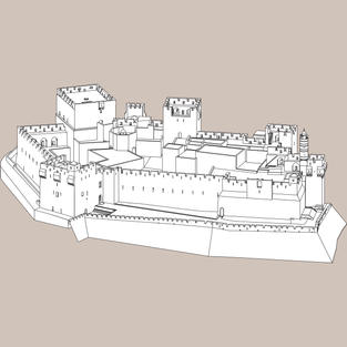 The Stratigraphy of the Tower of David Fortress