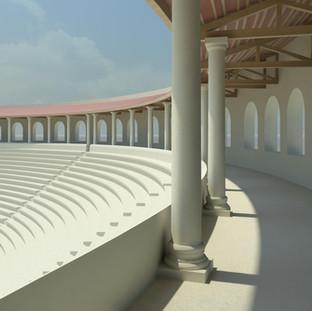 Hippodrome & Amphitheater of Scythopolis