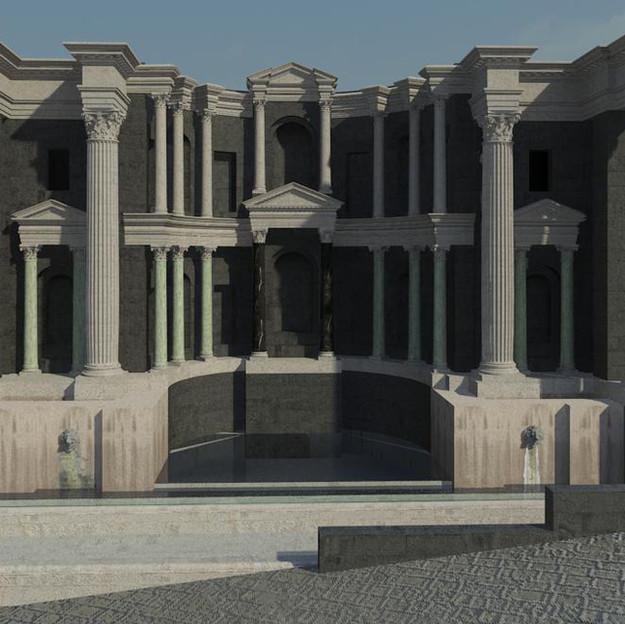 Nymphaeum of Scythopolis