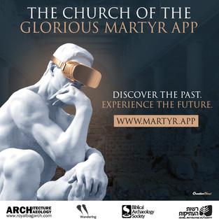 The Church of The Glorious Martyr App