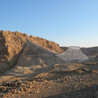 Assault Ramp at Masada