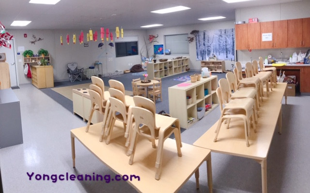 School Disinfection service California
