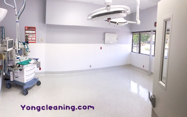 Operating Room Disinfection service California