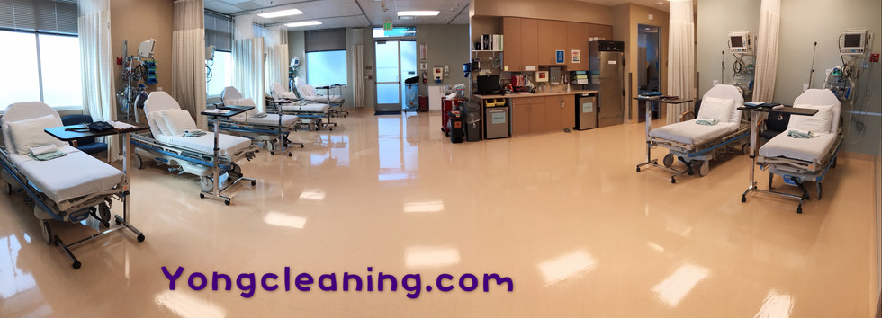 Hospital Disinfection service California