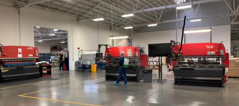 Aerospace Manufacturing_Facility_Disinfe