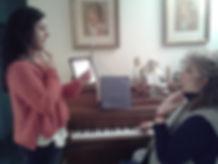 Voice teacher, vocal coach, voice lessons
