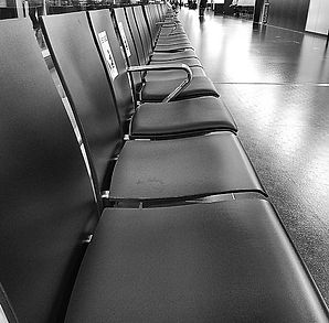 Flughafen Wien Schwechart Terminal 3 Abflug