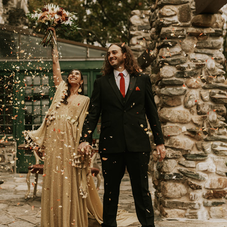 The Vegan & Eco-Friendly Styled Shoot of my DREAMS!