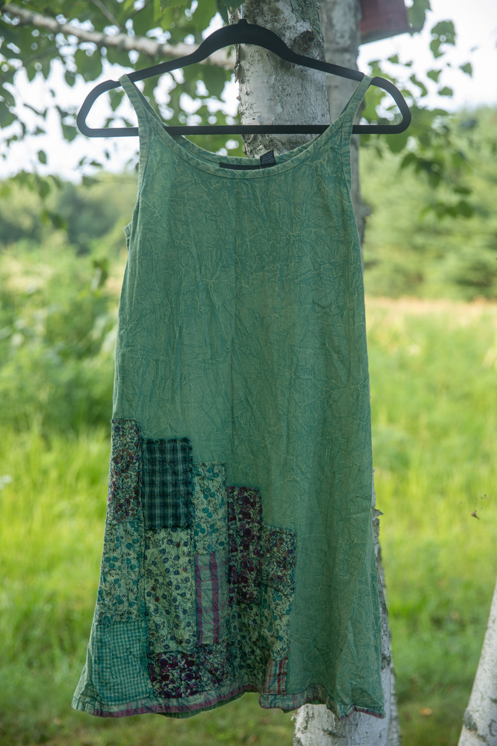 Fasion Fuse Green Dress