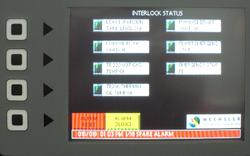 Thermal Oil Safety Interlock Panel