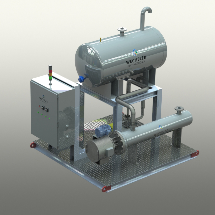 Electric Process Heater