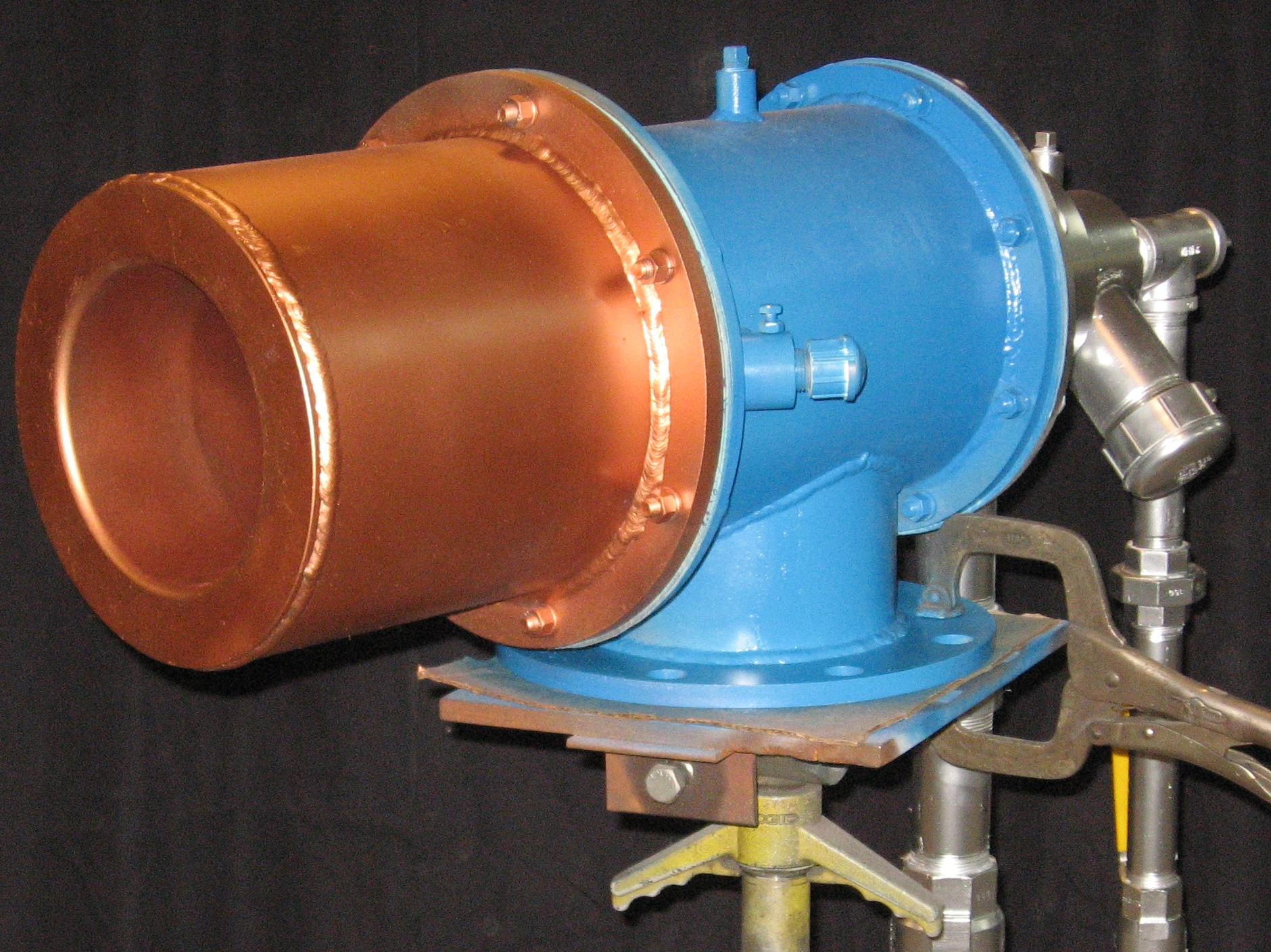 Oxy-Flex OF Burner System