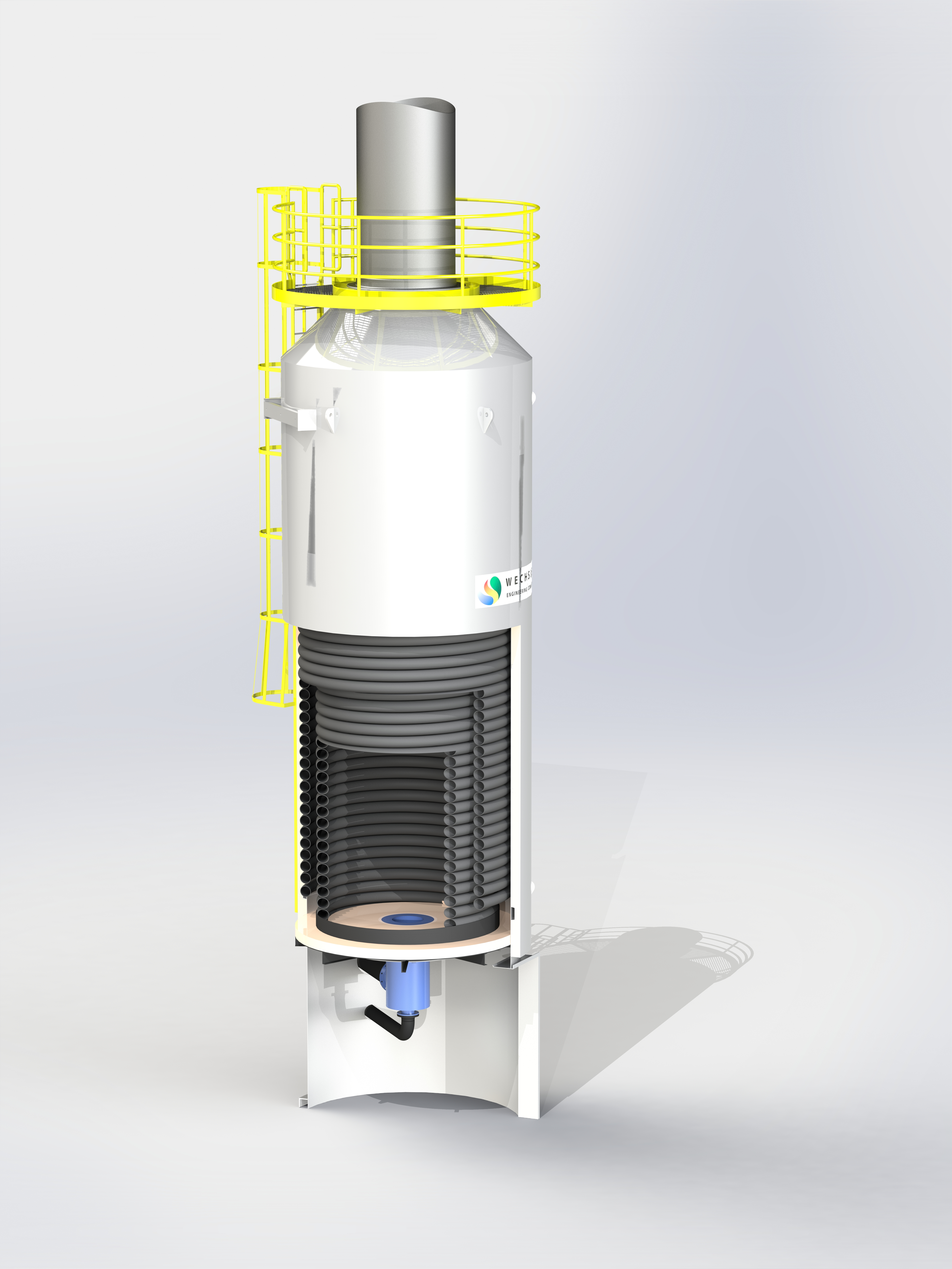 Opti-Therm Thermal Fluid Heater