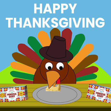 Happy Thanksgiving IG Post