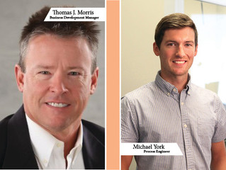 Wechsler Technologies Welcomes Michael York and TJ Morris!