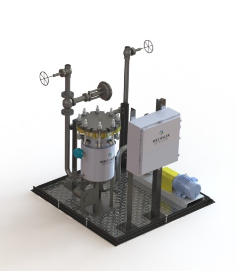 Thermal Fluid In-Line Filtration