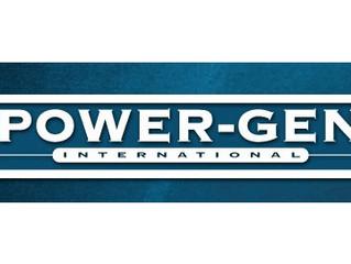 Meet us next week at POWER-GEN International in Las Vegas