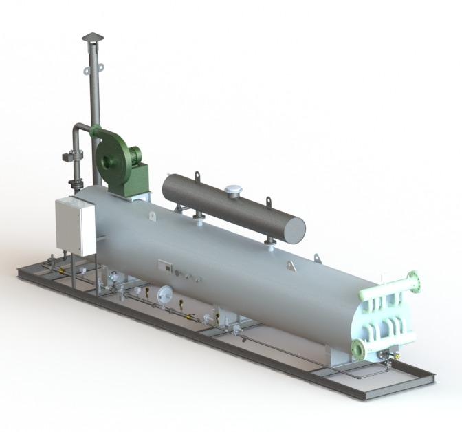 Process Bath Heater