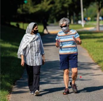Bethesda Magazine Features CaringMatters' Volunteers