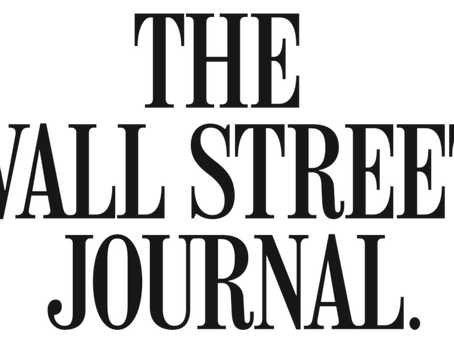 CaringMatters in The Wall Street Journal