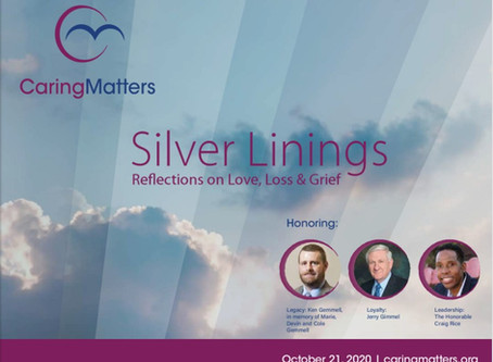 The Silver Linings of CaringMatters: Reflections on Love, Loss and Grief