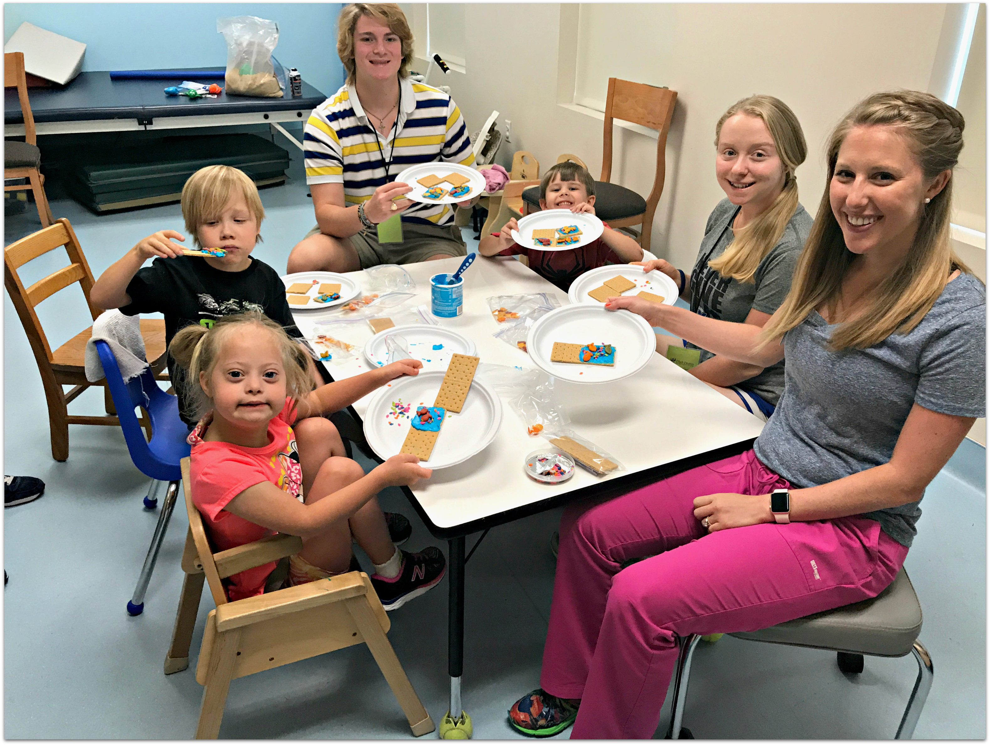 Feeding Therapy Camp!