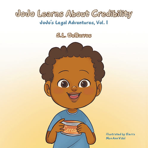 Ebook of JoJo Learns About Credibility
