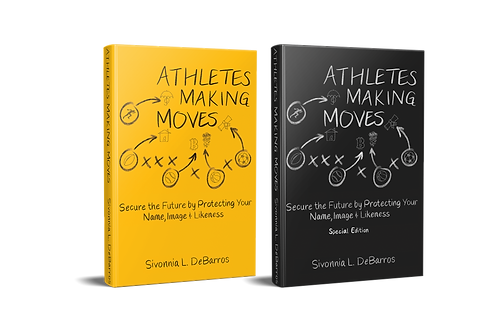 Athletes Making Moves Book - Choose Your Edition
