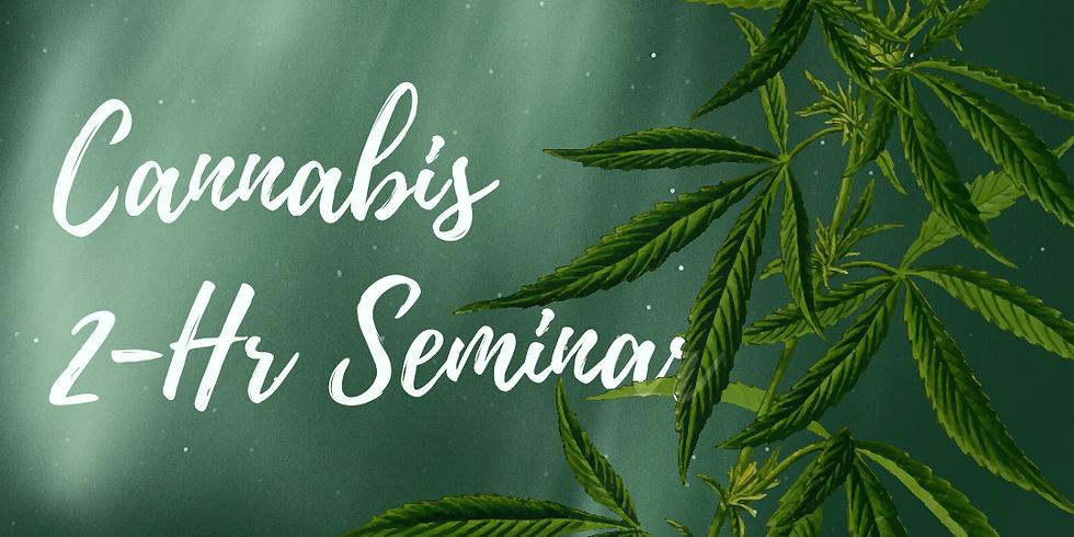 Cannabis 2-HR Seminar