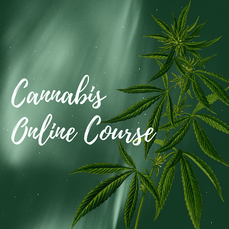The Ultimate Cannabis Course (6wk - Online)