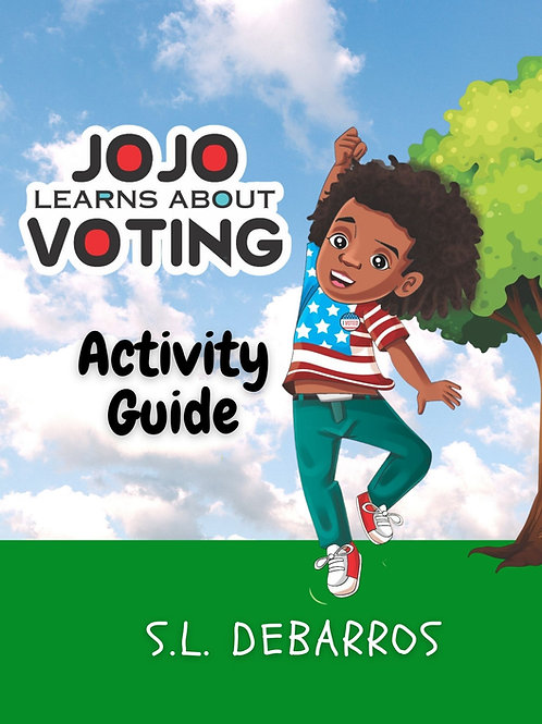 JoJo Learns About Voting Activity Guide