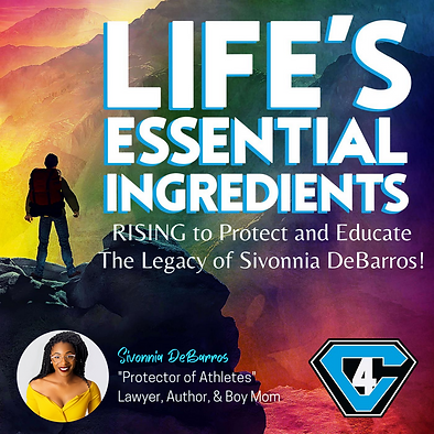 Life's Essential Ingredients Banner
