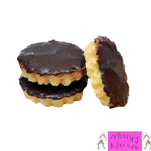 Chocolate Orange Biscuits - Pack of 3