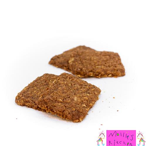 Cinnamon Oaties - Pack of 4