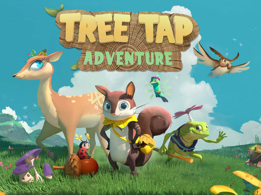 Say Hello To 'Tree Tap Adventure' – Our New Mobile Game!