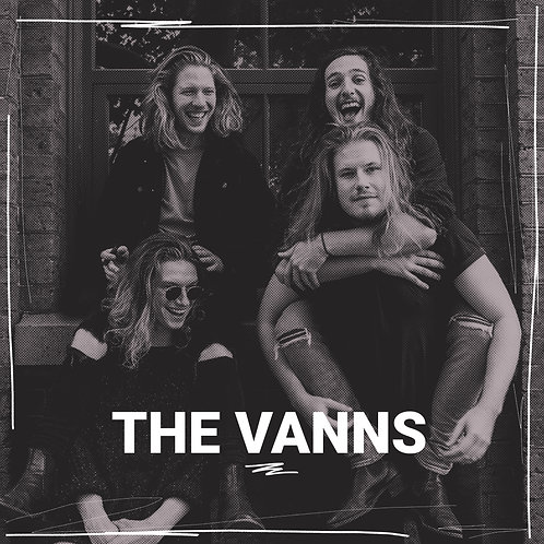 Book The VANNS on Serenade (www.serenadesound.com)