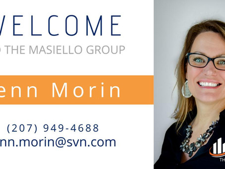 Welcome Jenn Morin!